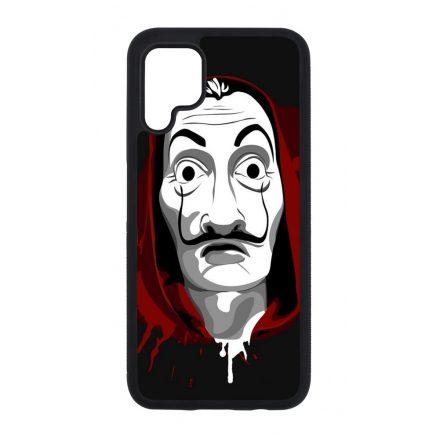 Máscara de Dali - A Nagy Pénzrablás - la casa de papel Huawei fekete tok