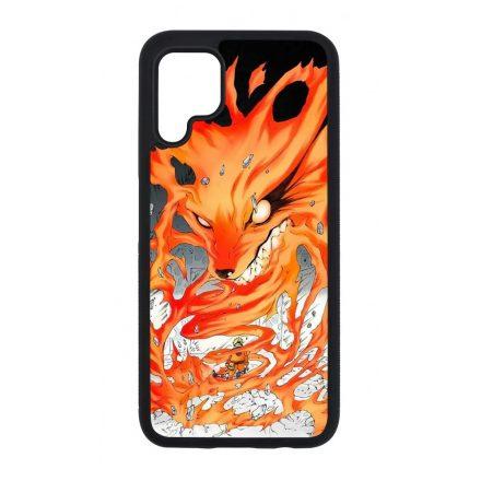 Demon Fox Art naruto anime Huawei fekete tok