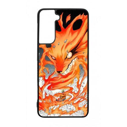 Demon Fox Art naruto anime Samsung Galaxy fekete tok