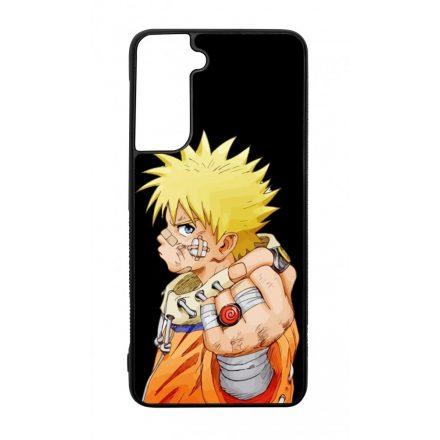 Naruto - Fight anime Samsung Galaxy fekete tok