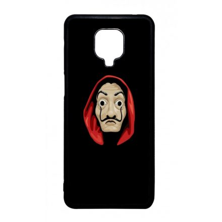 Máscara - A Nagy Pénzrablás - la casa de papel Xiaomi fekete tok