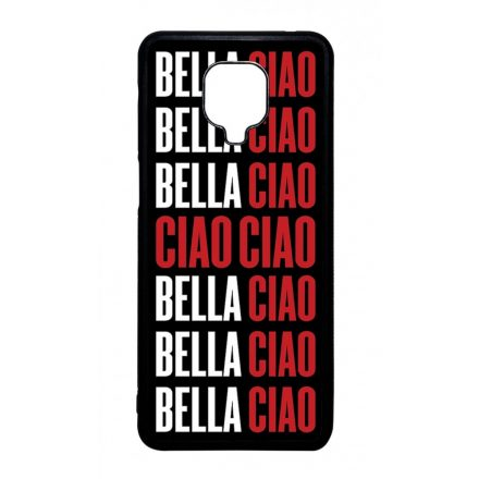 Bella Ciao - Ciao Bella - A Nagy Pénzrablás - la casa de papel Xiaomi fekete tok