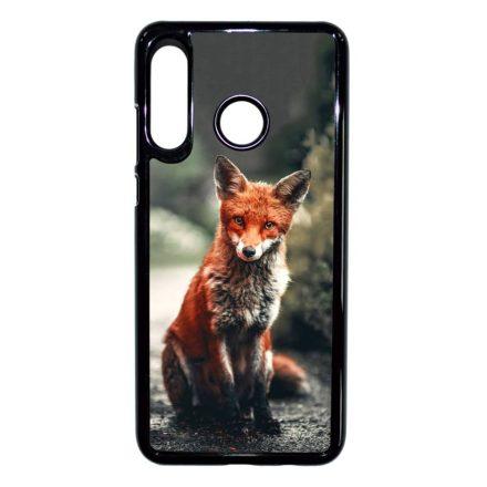 Autumn Fox őszi róka Huawei fekete tok