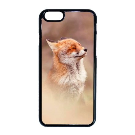 róka rókás fox iPhone fehér tok