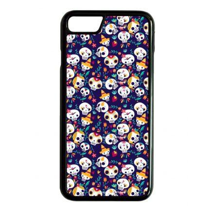 Sugarskull - Halloween iPhone fekete tok