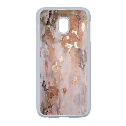 márvány márványos marble csajos Samsung Galaxy fehér tok