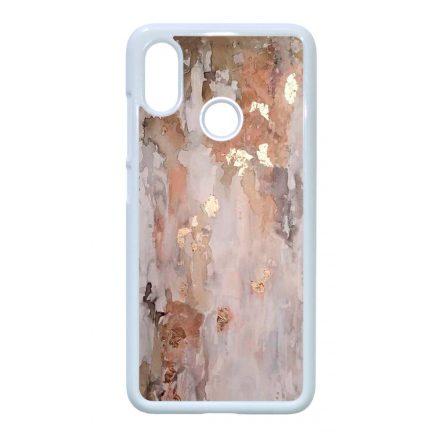 márvány márványos marble csajos Xiaomi Mi fehér tok