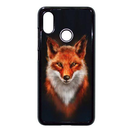 róka rókás fox Xiaomi Mi fekete tok