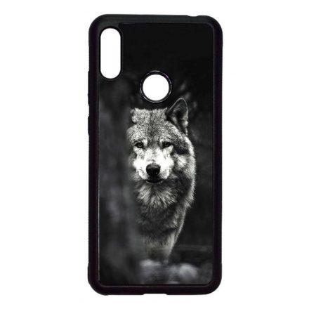 Az erdő farkasa wolf Xiaomi fekete tok