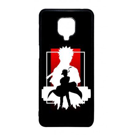 Naruto silhouette anime Xiaomi fekete tok